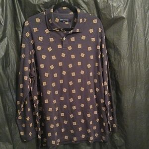Daniel Cremieux long sleeve 100%cotton shirt